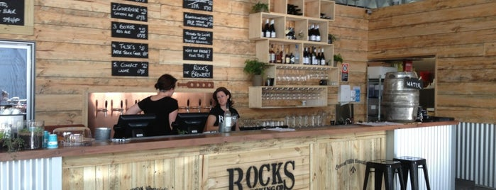 Rocks Brewing Co is one of Inner West Best Food and Drink locations.