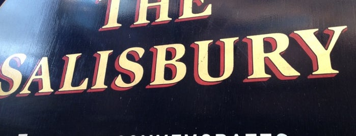 The Salisbury Ale House is one of Manchester alphabet pub crawl.