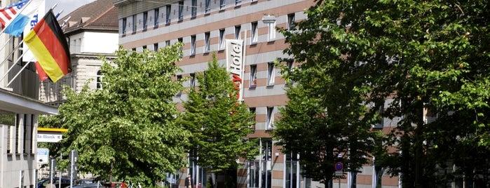 InterCityHotel Nürnberg is one of Nürnberg, Deutschland (Nuremberg, Germany).