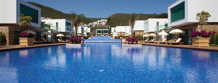 Voyage Torba Private is one of Bodrum /TURKEY City Guide.
