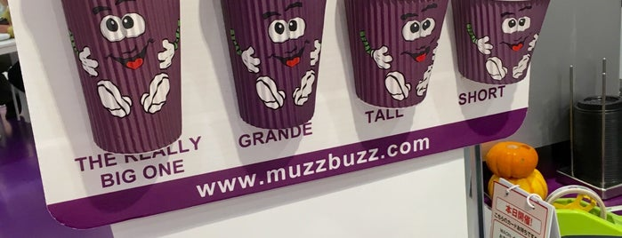 MUZZ BUZZ(マズバズ) イオンレイクタウン店 is one of VENUES of the FIRST store.