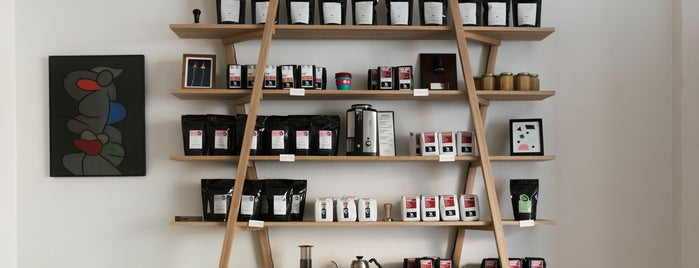 Freese Coffee Co. is one of CoffeeGuide..