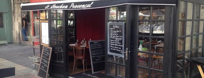 Le Bouchon Provençal is one of MRS.