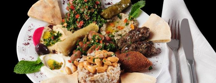 Skewer's Mediterranean Cafe & Grill is one of Mmm.. I love food!.
