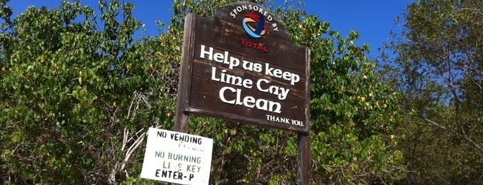 Lime Cay is one of Must-visit Great Outdoors in Kingston.