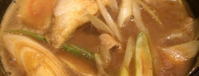 拉麺 登 is one of ラーメン同好会・名古屋支部.