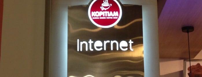 Kopitiam is one of Top picks for Cafés.
