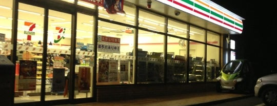 7-Eleven is one of 201309_鹿児島.