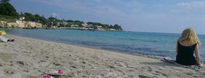 Lido Camomilla is one of MyCity Beach - Catania & Siracusa.