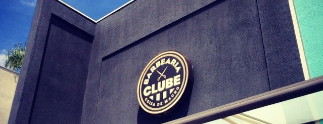 Barbearia Clube is one of Hair.