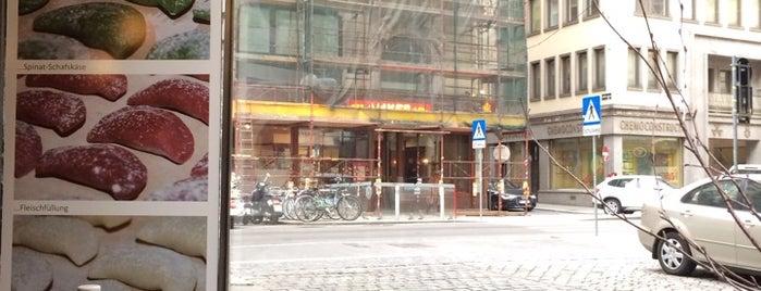 Piotrowski is one of Exotische & Interessante Restaurants In Wien.