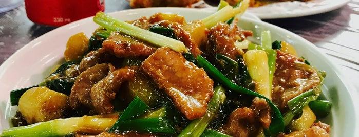 合時餐廳小廚 is one of Hong Kong.