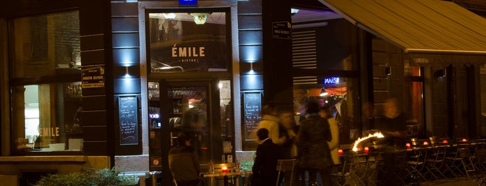 Émile Bistro is one of BRUXELLES.