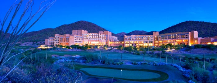 JW Marriott Tucson Starr Pass Resort & Spa is one of TUC Latin Faves in The Old Pueblo.