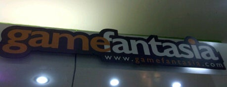 Game Fantasia is one of Pekalongan World of Batik.
