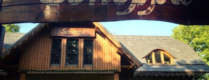 Schoppa is one of TREND Top restaurants.