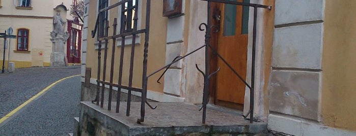 Dobrá čajovna is one of Čajovny v ČR.