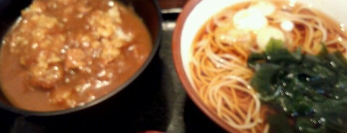金町うどん is one of カレー2.