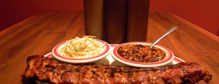 Rib City is one of Best Places to Eat near Camas, WA.