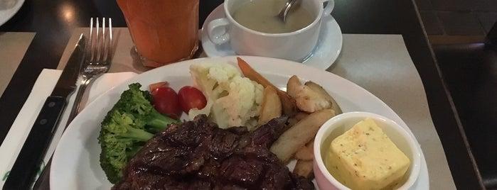Sherwood's Steakhouse is one of Food in Kuantan, Pahang.