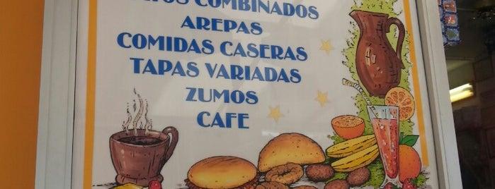 Santa Catalina - Tgas is one of comida.