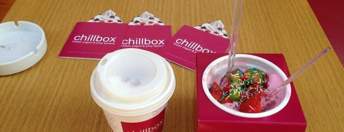 chillbox frozen yogurt is one of Try.