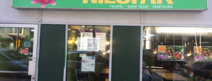 Nilufar is one of Gluten-free Montreal.