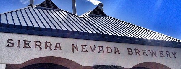 Sierra Nevada Brewing Co. is one of Beer tours.