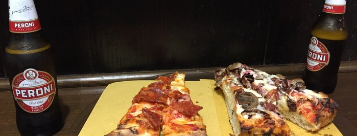 Antico Forno Venice is one of The 15 Best Places for a Pizza in Venice.