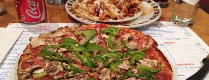 Tasty Food Pizza is one of DEUCE44 III.