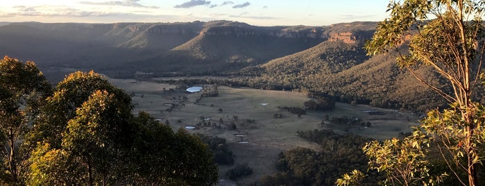 Mount Blackheath Lookout is one of Blue Mountains.