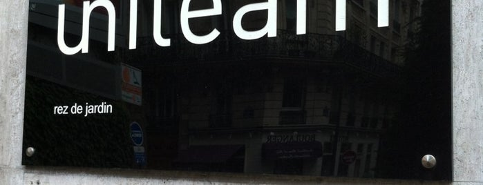 uniteam is one of Agences Com' & Médias Sociaux parisiennes.