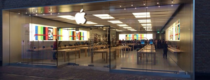 Apple Haarlem is one of How to Jobs Badge, The Netherlands.