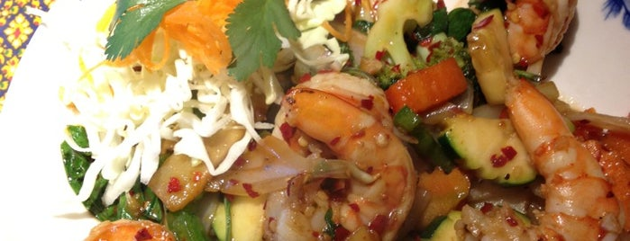 Thai Star is one of Dallas Restaurants List#1.