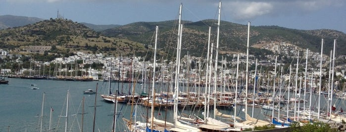 Bodrum Kale Sahne is one of Bodrum /TURKEY City Guide.