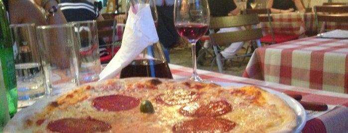 Pizzeria Mea Culpa is one of Restavracije.