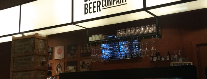 Barcelona Beer Company is one of Spain craft beer spots.