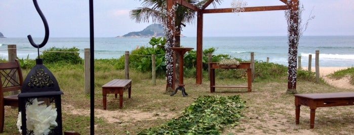 Grumari Beach Garden is one of Zona Oeste - Outros.