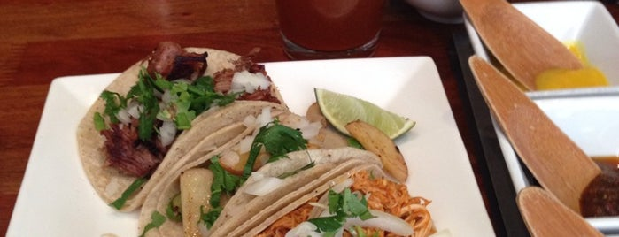 Tacolicious is one of Taquerias.