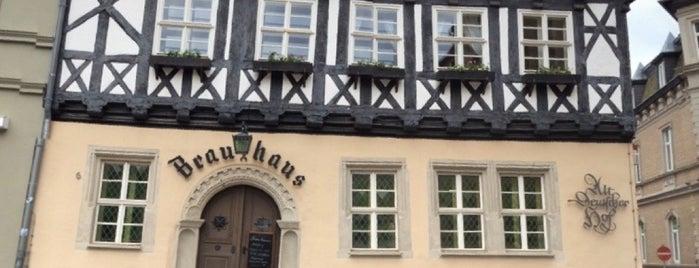 Brauhaus Köthen is one of Restaurant.