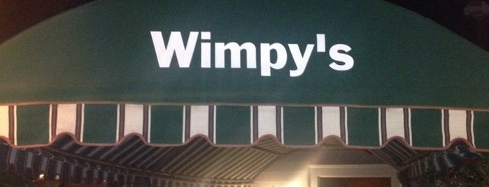 Wimpy's is one of Yummy Places.