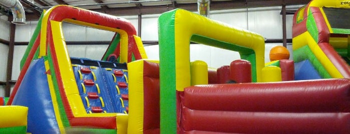 Bounce House Amusement Center is one of #416by416 - Dwayne list1.