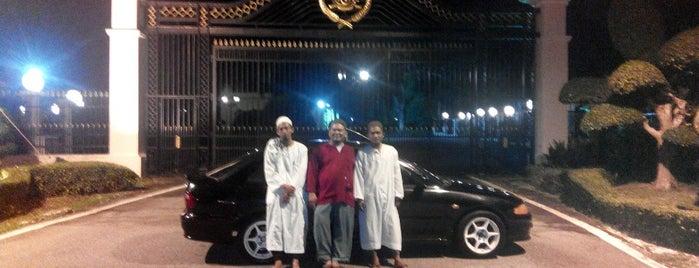 Istana Iskandariah is one of Explorer @ Kuala Kangsar.