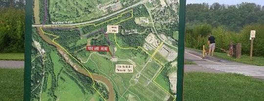 Otto Armleder Memorial Park is one of Flat Running Spots in Cincy.
