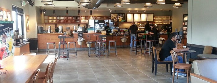 Starbucks is one of The 15 Best Coffee Shops in San Diego.