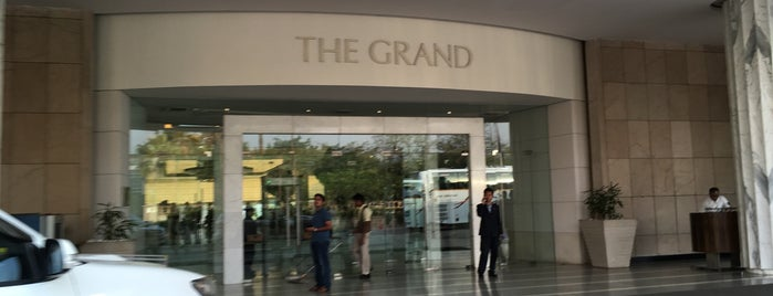 The Grand is one of Hotels.