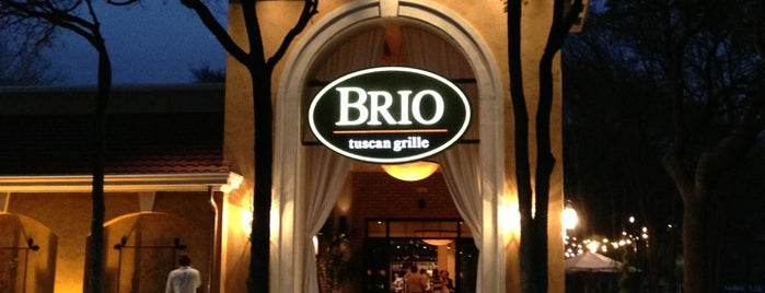 BRIO Tuscan Grille is one of Try.