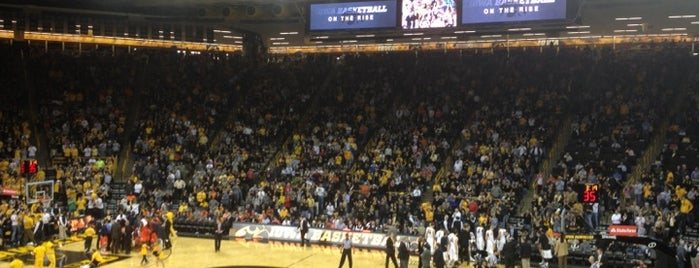 Carver-Hawkeye Arena is one of B1G Arenas.