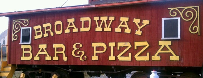 Broadway Pizza is one of Must-visit Arts & Entertainment in Minneapolis.