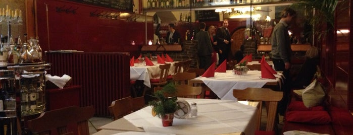 Weinhaus Arlt is one of Dinner.